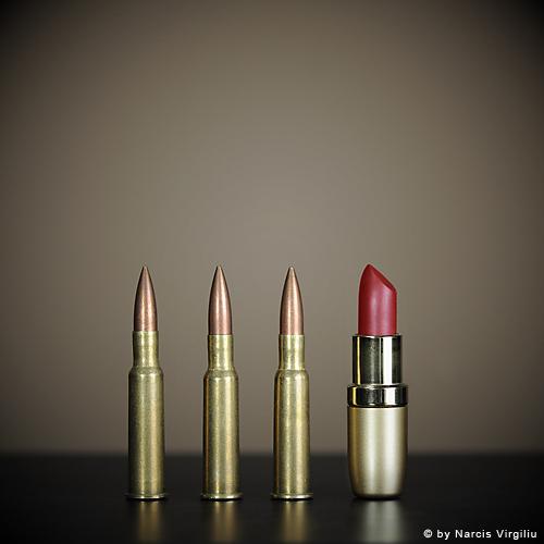 Feminine ammunition