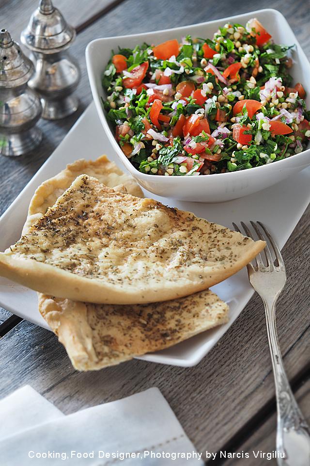 Salata Tabouleh cu Hrisca